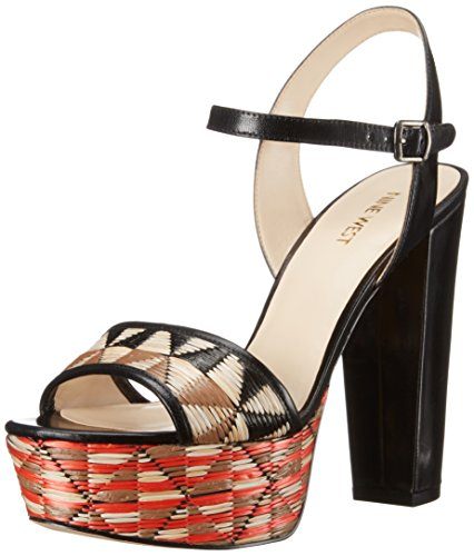 nine-west-womens-carnation-leather-heeled-sandal-black-red-orange-multi-85-m-us