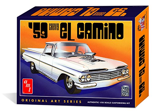 AMT 1058/12 1/25 1959 Chevy El Camino Original Art Series ()