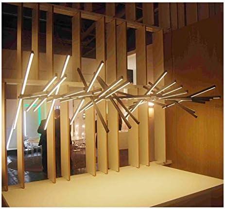 YJPDPDJ Luces de Restaurante nórdico, lámparas de araña ...