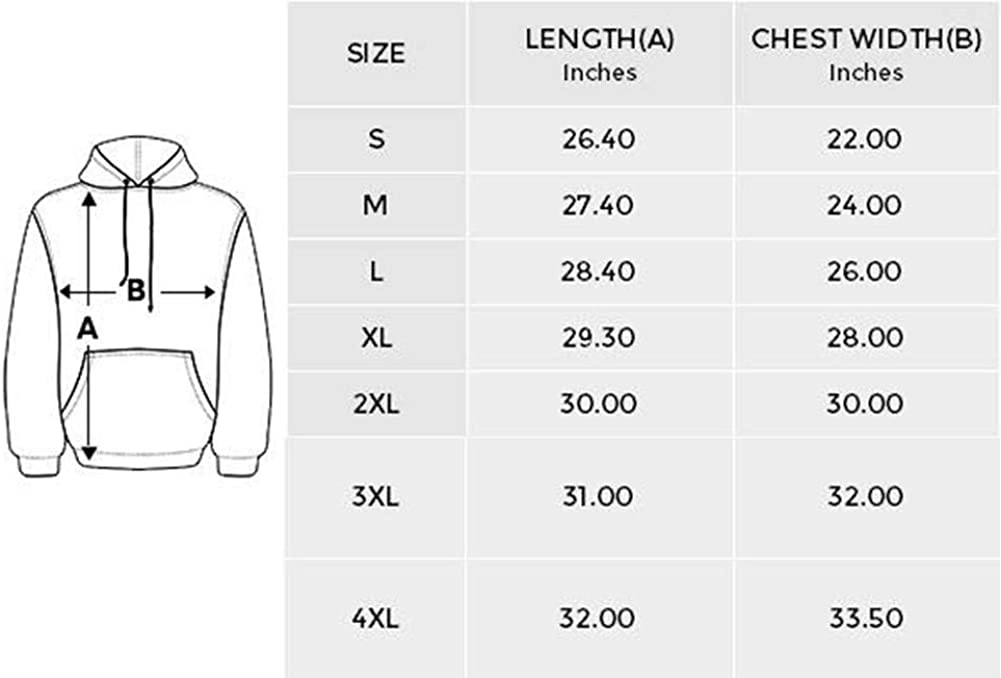 INTERESTPRINT Mens Long Sleeve Hoodie Hooded Sweatshirt Tops Jacket Outwear