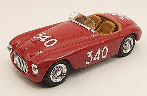 1951 Ferrari 166MM Spyder, Mille Miglia, Castellotti/Rota