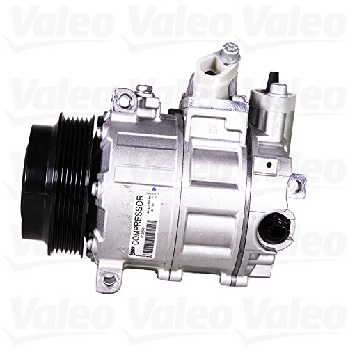 Mercedes Compressor Benz Ac (Valeo 813258 Mercedes Benz C-Class 12-14 OEM New AC Compressor)