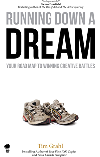 Amazon book launch blueprint the step by step guide to a running down a dream your road map to winning creative battles malvernweather Image collections