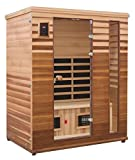 PLH HM-BSE-3-BT-CL Health Mate Renew III Infrared Sauna For Sale