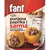 Podravka Fant Seasoning Mix for Stuffed Peppers and Cabbage Rolls, 60 Gram (Pack of 22)