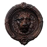 Lion Door Knocker Doorknocker Outdoor Decor