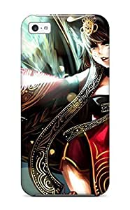 LJF phone case High Impact Dirt/shock Proof Case Cover For iphone 4/4s (league Of Legends)