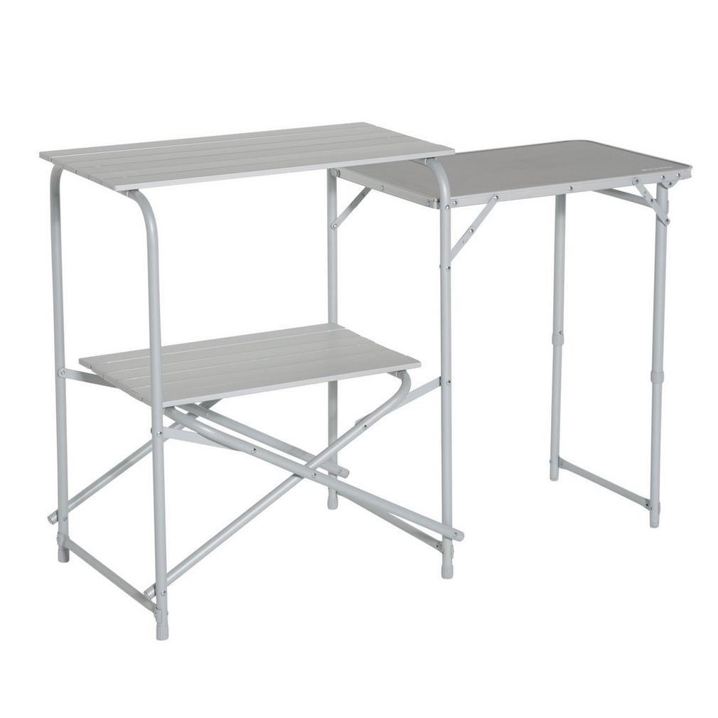 Eurohike Base-Camping Küche Ständer, Silber, Einheitsgröße