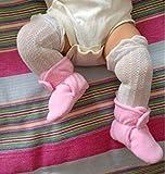 Sakuracan Baby Boys Girls Cozy Fleece Booties with