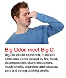 Big D 345 Odor Control Fogger, Sunburst