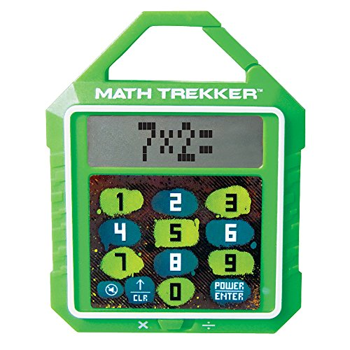 - Educational Insights Math Trekker Multiplication/Division, Grades 3+