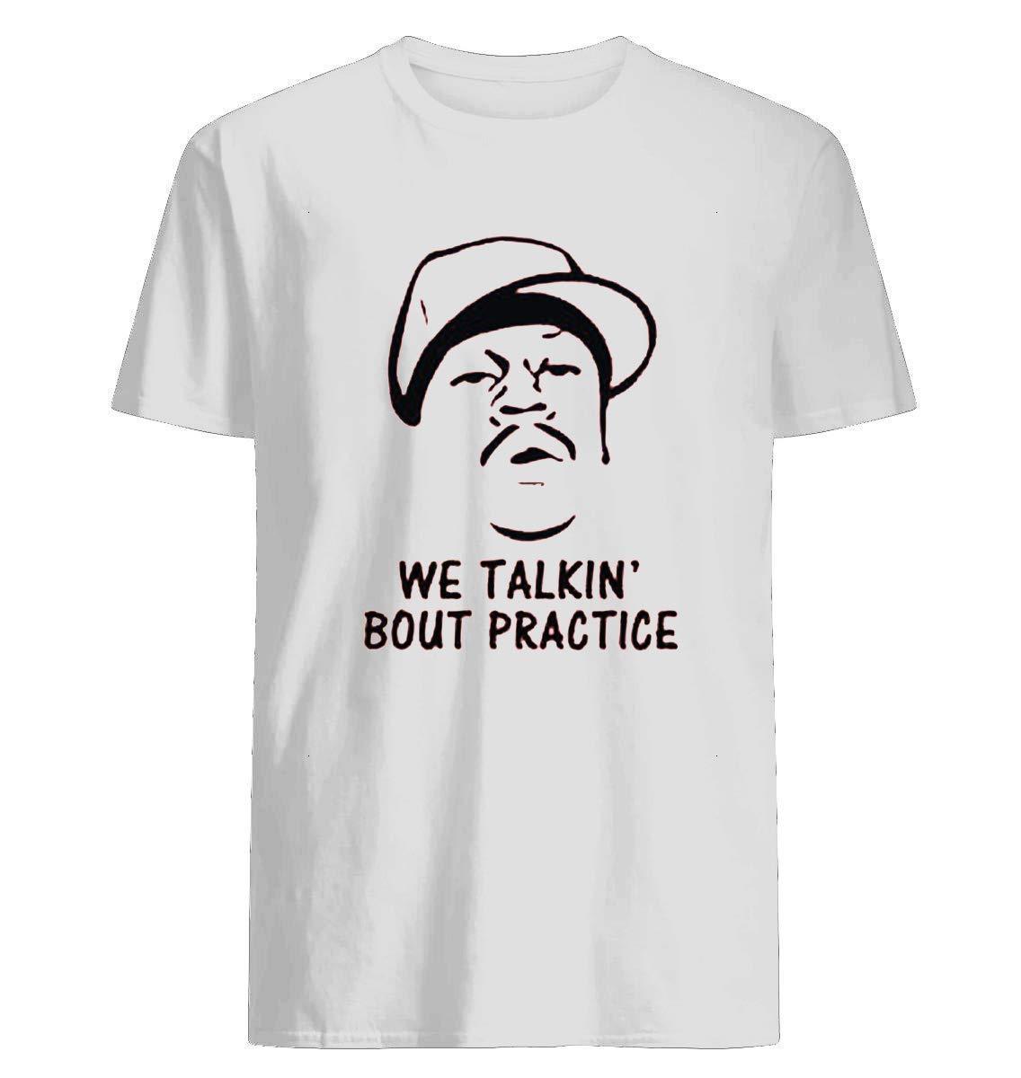 89810b6ba Amazon.com: Allen-Iverson-Practice-50-T-shirt hoodie for men women: Handmade