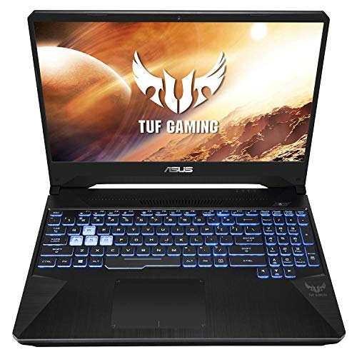 ASUS TUF 15.6″ FHD Gaming Laptop, AMD Ryzen 7-3750H, NVIDIA GTX 1660 Ti, 12GB RAM, 1TB SSD+1TB HDD, Quad-Core up to 4.00 GHz, Backlight Keyboard, RJ-45 LAN, 1920×1080 IPS, HDMI, Win 10 (Renewed)