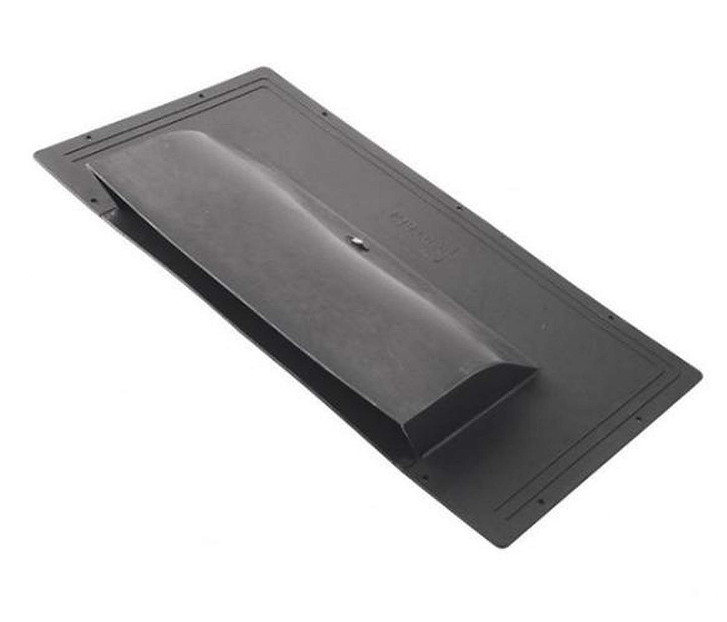 Ventilaci/ón Negro entl/üfter Ventilador de tejado plano claraboya techo Ventilador