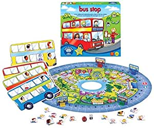Orchard Toys Bus Stop [032]