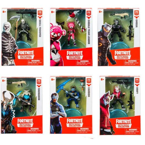License 2 Play Toys LLC Fortnite Battle Royale Collection Set of 6 ()