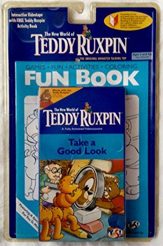 The New World Of Teddy Ruxpin