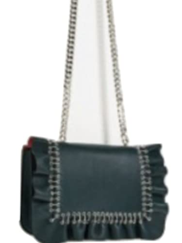 c6e3327e2cb Image Unavailable. Image not available for. Color: Zara genuine leather  fringe Crossbody bag