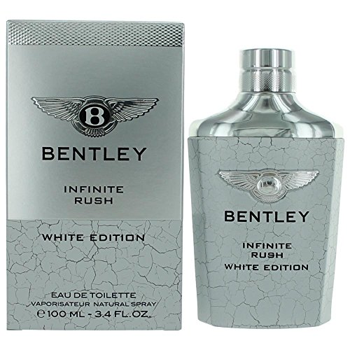 Bentley Infinite Rush By Bentley Edt Spray 3 4 Oz  White Edition
