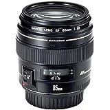 Canon EF 85mm f/1.8 USM Telephoto Le
