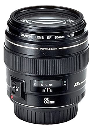 Review Canon EF 85mm f/1.8