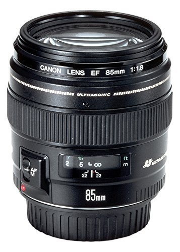 Canon EF 85mm f/1.8 USM Telephoto Le by Canon