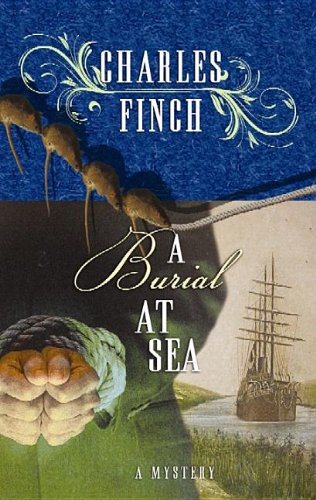A Burial at Sea (Center Point Premier Mystery (Large Print)) pdf