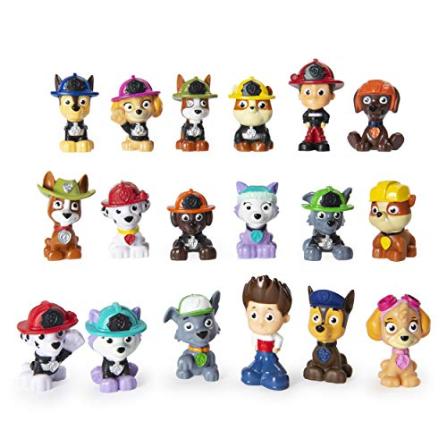 Paw Patrol 6045829 Mini Figure Blind Box Assortment, Mixed Colours