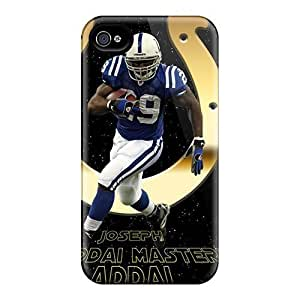Awesome Indianapolis Colts Flip Cases With Fashion Design For Iphone 6 Plus