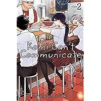 Komi Can't Communicate, Vol. 2 (2)