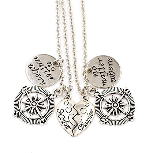 MIKINI Silver Plated Daughter Jewelry