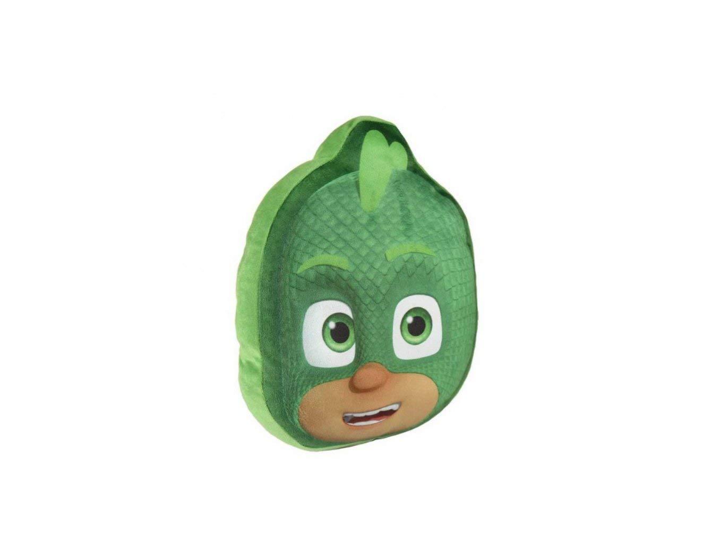 takestop/® Super Pyjama Shape Cushion Pj Masks Cartoon Gecko Cat Owl Soft Warm Winter Home Decoration Room Tight Children Children Children Children Girl Gift Idea