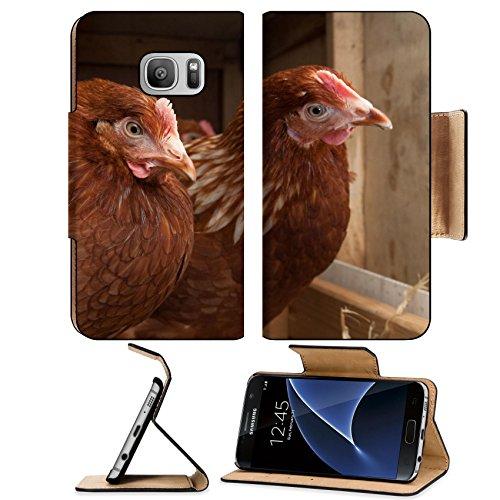 liili-premium-samsung-galaxy-s7-flip-pu-leather-wallet-case-resting-hens-in-the-chicken-coop-photo-2