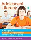 Adolescent Literacy : Strategies for Content Comprehension in Inclusive Classroom, , 1598572202