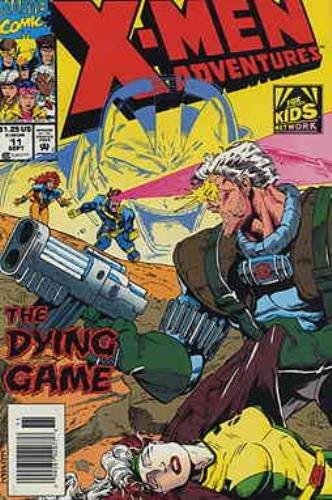 X-Men Adventures (Vol. 1) #11 - X-men Adventures