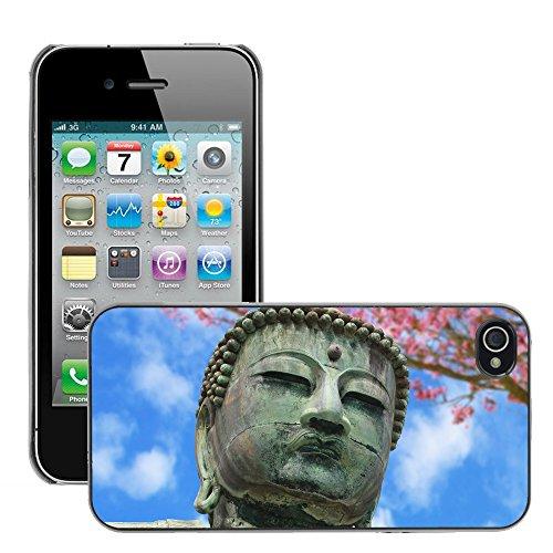 Premio Sottile Slim Cassa Custodia Case Cover Shell // V00001624 big buddha // Apple iPhone 4 4S 4G