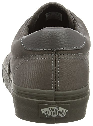 Gris Mixte amp;l T Adulte Sneakers Nickel mono Authentic Vans brushed xIqfngE