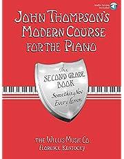 John Thompson's Modern Course for the Piano: Second Grade - Book/Audio