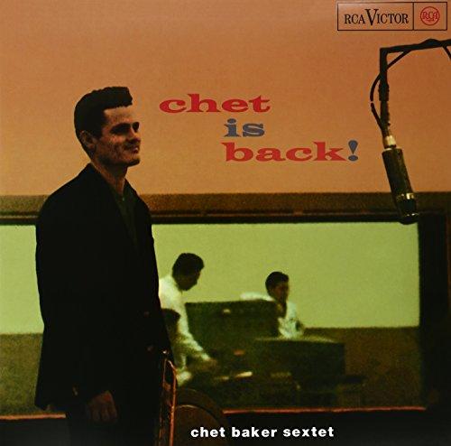 Vinilo : Chet Baker - Chet Is Back [50th Anniversary] [Reissue] (180 Gram Vinyl, Reissue, 2 Disc)