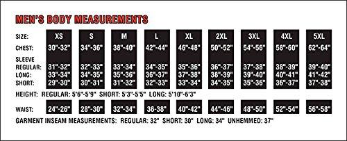 TRU-SPEC 24-7 4231012 Men's ST Cargo Shorts, Polyester Cotton Rip-Stop, 48'', Black