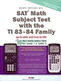 SAT Math Subject Test with Ti 83-84 Family, Rusen Meylani, 0974886890