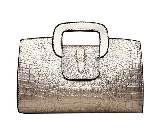 Ankoee PU Leather Envelope Clutch Bag Shoulder Bag Vintage Wedding Party Prom Evening Bag