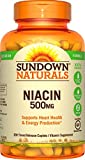 Sundown Naturals® Niacin 500 mg, 200 Time Release Caplets