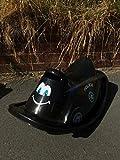 Dantoy Single Police Car Kids Rocker Seesaw Indoor Outdoor Use Kids Garden Rocker