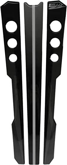 Adesivo per serbatoio moto per Yamaha XSR 900 colore: Grigio BIKE-Label 502303VA