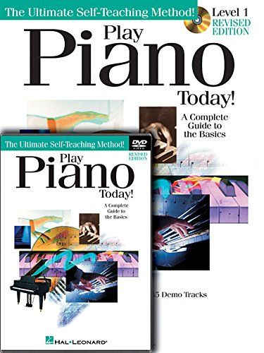 Play Piano Today! Beginner's Pack Edition: Book/CD/DVD Pack (Play Today Piano Songbook)