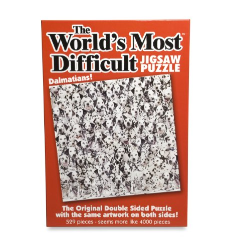 Paul Lamond The World's Most Difficult Jigsaw Puzzle Dalmatians