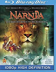 The Chronicles of Narnia: The Lion, The Witch and the Wardrobe [Blu-ray] (Sous-titres français)