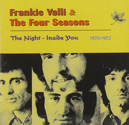 Frankie Valli - Night Inside You - Lyrics2You