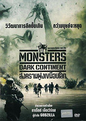 Monsters : Dark Continent (DVD) Region 3** Import ** / Johnny Harris, Sam Keeley, Joe Dempsie
